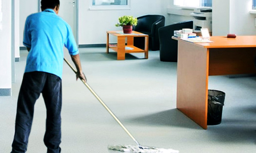 Sparkling Clean Workplace - Keen Commercial Cleaning